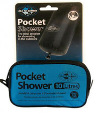 Sea to Summit Pocket Shower - Holds 10L of Water for a 7 min Camping Shower!!