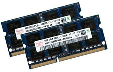 2x 8gb 16gb ddr3l di RAM 0x80ad 1600 MHz per Apple pc3l-12800s original Hynix SODIMM