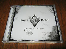 "CORPUS CHRISTII ""The Torment Continues"" CD  antaeus abigor"
