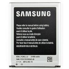Original Battery For Samsung Galaxy S3 I9300 2100 mAh EB-L1G6LLU