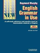 English Grammar in Use with Answers and CD-ROM: A Self-Study Reference and