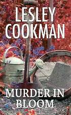 Murder in Bloom (Libby Sarjeant Mystery Series),ACCEPTABLE Book