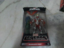 Marvel Avengers 6 inch Infinite Legend BAF Green Goblin Deadliest Foes MISB