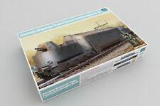 TRUMPETER 1/35 00223 allemand armored train panzertriebwagen nr.16