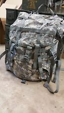 DIGITAL MOLLE II LARGE RUCK SACK FIELD PACK W/ FRAME Missing sustainment pouches