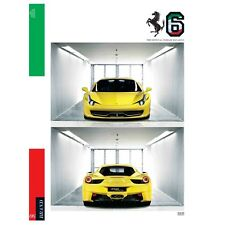 OFFICIAL FERRARI MAGAZINE N°6 - ANNEE 2009