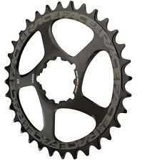 Race Face Single Narrow Wide 1x MTB Direct Mount SRAM GXP Chainring 32t Black