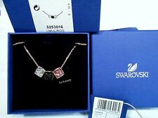 Swarovski Glance Necklace, Black, Crystal Authentic MIB 5253016