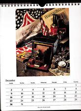 1990 IPS MacDonald Calendar- Len Rosenberg, Paul Bergwell photos