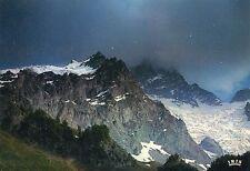 Alte Postkarte - La Grave - La Meije