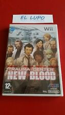 TRAUMA CENTER NEW BLOOD WII NINTENDO NEUF SOUS BLISTER VERSION FRANCAISE