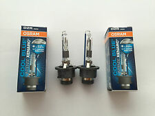 2 x OSRAM COOL BLUE INTENSE XENARC 66250CBI 35W P32d-3 XENON D2R E1 MADE GERMANY