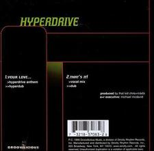 Hyperdrive, Your Love / That's It, Excellent Single