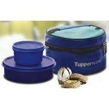 Tupperware Classic Lunch Box with Insulated Bag - 1 Pcs