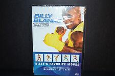 Billy Blanks Taebo: Favorite Moves - New DVD