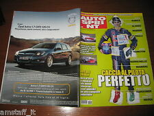 AUTOSPRINT 2008/29=RALLY RUSSIA=NISSAN 350 Z A SPA=PUBBLICITA' OPEL ASTRA=