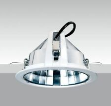 Targetti Recessed Downlight 70w RX7s Retail Ceiling Fixed Display HID Lighting