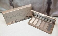 Urban Decay Naked2 Basics Eyeshadow Palette 6 Taupe Hued Neutrals New in Box!!
