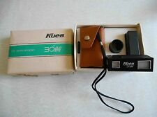 KIEV-30M Unusual Vintage Russian 16mm SPY camera in BOX!  EXCELLENT!