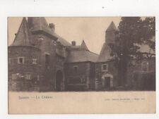 Spontin Le Chateau Belgium 1918 Postcard 287b