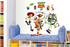 TOY STORY BUZZ LIGHTYEAR Removibile, In Vinile Arte Muraria Arredo Casa Camera