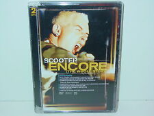 "*****DVD-SCOOTER""ENCORE (THE WHOLE STORY)""-2002 Edel Records DoDVD*****"