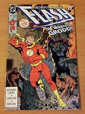 Flash #47 ~ NEAR MINT NM ~ 1991 DC COMICS