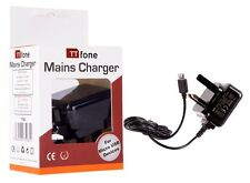TTfone Original Mains Charger for TTfone Big Button Easy to use Mobile Phones