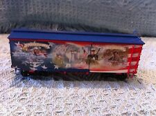 "NEW 2002 SPIRIT OF AMERICA EXPRESS ""COURAGE & STRENGTH FREIGHT CAR"""