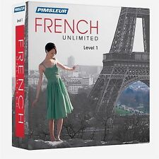 Pimsleur French Unlimited 1 : Experience the Method That Changed Language...