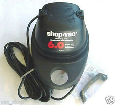 8100797 Genuine Shop Vac Vacuum Cleaner Motor Brand W/ Switch & Cord