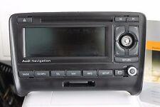 AUDI TT 8J Navi Navigation BNS 5.0 MP3 AUX-IN TOP 8J0035192J TOP
