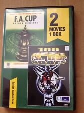 DVD Mejores Momentos y Goles de La Copa De Inglaterra