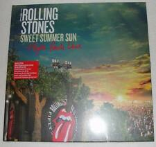 The rolling stones sweet summer sun Hyde park Live 2013 Deluxe 2cd DVD Book NEW