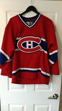 CCM-Montreal Canadiens- Mens Small Jersey