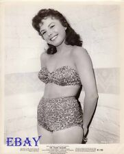 Jody Fair busty leggy VINTAGE Photo Young Savages