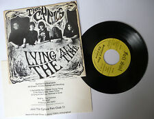 "DISCO 45 GIRI THE CYNICS ""LYING ALL THE TIME"" EP FULL SAIL REC. T5217"