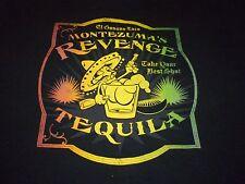 Montezuma's Revenge Tequila Shirt ( Used Size 2XL ) Good Condition!!!