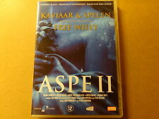 DVD / ASPE II - KAVIAAR & SPELEN - FREE WILLY