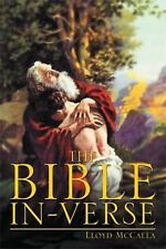 The Bible In-Verse by Lloyd McCalla (2014, Paperback)