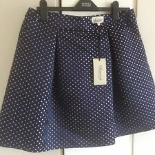 Somerset By Alice Temperley Skirt Size 16 Sailboats New With Tags Fully Lined