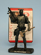 ELITE-VIPER - G.I. Joe The Rise of Cobra Elite Regiment Officer v1