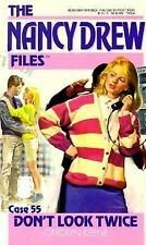DON'T LOOK TWICE (NANCY DREW FILES 55), Keene, Carolyn, 0671700324, Book, Accept