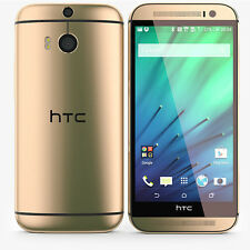 HTC One M8 32GB Oro Sbloccato + regalo gratuito Andoird Smart Phone