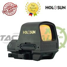 HOLOSUN Open Reflex Circle Red Dot Sight W/Solar 65 MOA Circle 2 MOA Dot HS510C