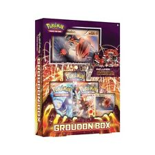 POKEMON XY PRIMAL CLASH * Pokemon Groudon Box