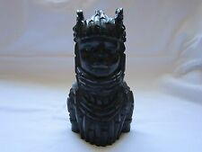 Vintage Hard Wood African Tribal Benin Carving
