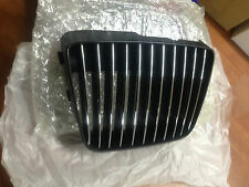 SEAT IBIZA/CORDOBA FRONT BLACK/CHROME SPORT GRILL DEBADGED GRILLE 1999-2002