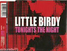 LITTLE BIRDY Tonight's The Night CD Single