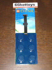 LEGO Chima Brick Luggage Bag Tag NAVY NEW